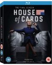 House of Cards [3 Blu-ray] Sezon 6 /Final/