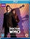 Doktor Who [4 Blu-ray] Sezon 4