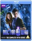 Doktor Who [6 Blu-ray] Sezon 5