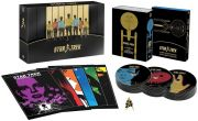 Star Trek: 50th Anniversary Collection [30 Blu-ray] TOS | Serial Animowany | Filmy