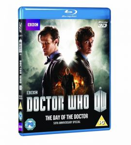 Doktor Who [1 Blu-ray 2D / 3D] The Day of the Doctor