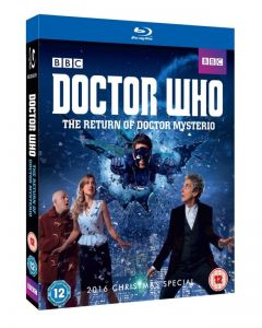 Doktor Who [1 Blu-ray] The Return of Doctor Mysterio