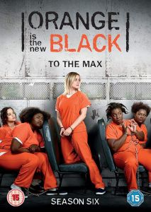 Orange Is The New Black [4 DVD] Sezon 6