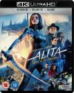 Alita: Battle Angel [4K Ultra HD Blu-ray + 3D Blu-ray + Blu-ray] dubbing/napisy PL