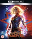 Kapitan Marvel [4K Ultra HD Blu-ray + Blu-ray]