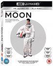 Moon [4K Ultra HD Blu-ray + Blu-ray]
