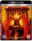 Hellboy [4K Ultra HD Blu-ray + Blu-ray]