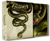 Anakonda [3 Blu-ray] Anaconda: Quadrilogy