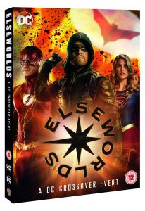 Elseworlds [DVD] The Flash/Arrow/Supergirl: Part 1-3