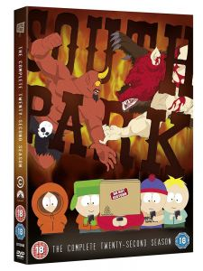 Miasteczko South Park [2 DVD] Sezon 22