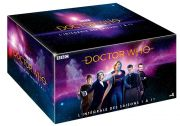 Doktor Who [55 DVD] Sezony 1-11 + Specials