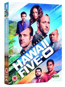 Hawaii 5.0 [6 DVD] Sezon 9