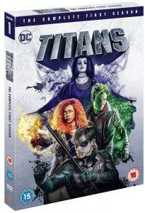 Titans [3 DVD] Sezon 1