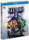 Titans [2 Blu-ray] Sezon 1