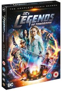 DC's Legends of Tomorrow [3 DVD] Sezon 4
