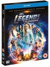 DC's Legends of Tomorrow [2 Blu-ray] Sezon 4