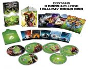 Marvel Studios [5 Ultra HD Blu-ray 4K + 6 Blu-ray] Phase Three, Part One / Faza Trzecia, Część 1: Kapitan Ameryka: Wojna Bohaterów | Doktor Strange | Strażnicy Galaktyki 2 | Spider-Man: Homecoming | Thor: Ragnarok
