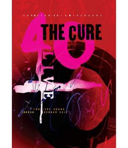 The Cure [2 Blu-ray] 40 Live: Curaetion-25