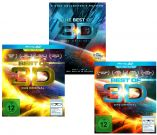 The Best Of 3D [6 Blu-ray 3D] Vol. 1-15 + For Kids