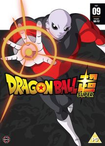 Dragon Ball Super [2 DVD] Część 9 /105-117/