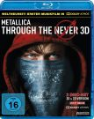 Metallica [Blu-ray 3D/2D] Through the Never /Dolby Atmos/