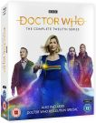 Doktor Who [5 Blu-ray] Sezon 12 + Special
