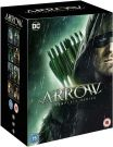 Arrow [38 DVD] Sezony 1-8