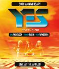 YES Featuring Jon Anderson, Trevor Rabin, Rick Wakeman [Blu-ray] Live At The Apollo