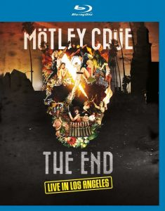 Mötley Crüe [Blu-ray] The End: Live in Los Angeles