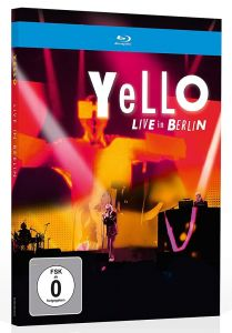 Yello [Blu-ray] Live In Berlin