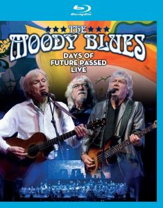 The Moody Blues [Blu-ray] Days Of Future Passed Live