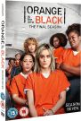 Orange Is The New Black [4 DVD] Sezon 7