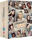 Orange Is The New Black [28 DVD] Sezony 1-7