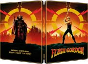 Flash Gordon [4K Ultra HD Blu-ray + Blu-ray + Bonus] Steelbook