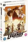 DC's Legends of Tomorrow [3 DVD] Sezon 5