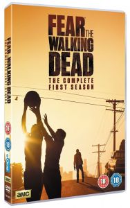 Fear The Walking Dead [3 DVD] Sezon 1