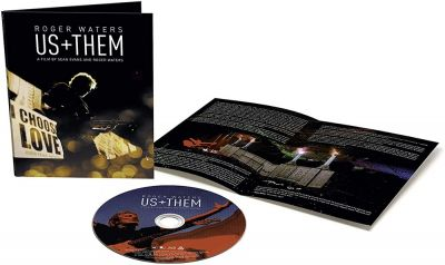 Roger Waters [Blu-ray] Us + Them