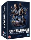 Fear The Walking Dead [16 DVD] Sezony 1-4