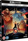 Flash Gordon [4K Ultra HD Blu-ray + Blu-ray]
