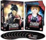 Fullmetal Alchemist: Brotherhood [10 DVD] Kompletny serial
