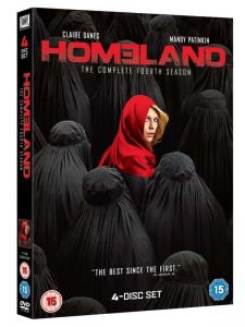 Homeland [4 DVD] Sezon 4