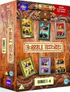 Horrible Histories [14 DVD] Sezony 1-6 + Specials