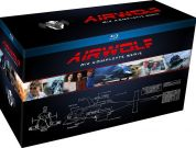 Airwolf [18 Blu-ray] Sezony 1-4